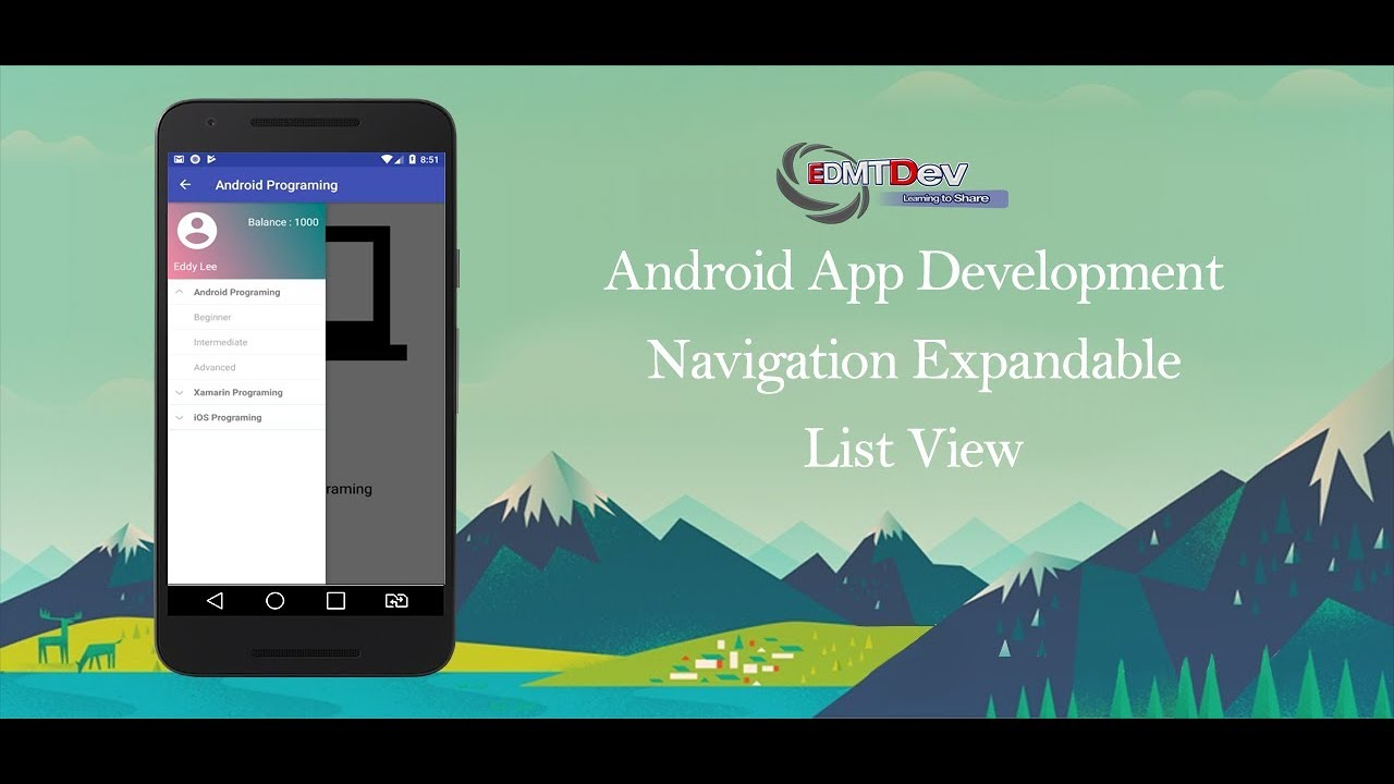 android navigation drawer example kotlin