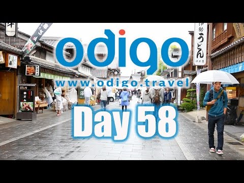Mie Vlog: Ise Grand Shrine & Okage Yokocho [Ft. Rachel and Jun, Kim Dao Moe Style & OkanoTV]