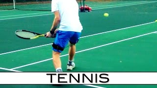 Video Kbands Tennis Drills For Kids | TennisPro Resisted Backhand Return download MP3, 3GP, MP4, WEBM, AVI, FLV Juni 2018