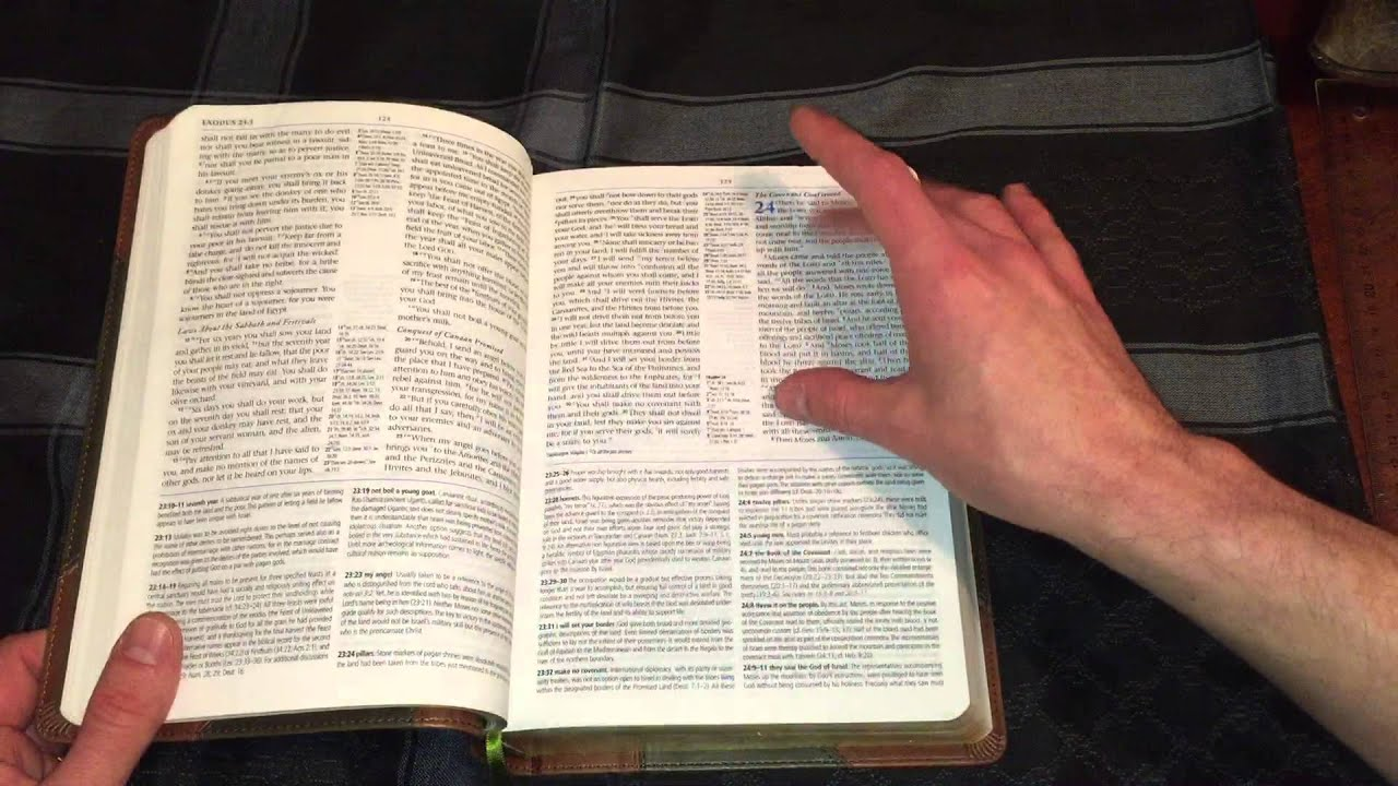 Study about the bible