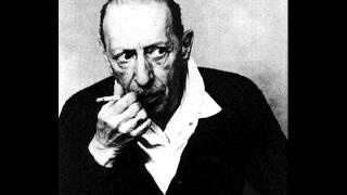 Stravinsky - Symphony in C, I ; CBCSO, I. Stravinsky cond.