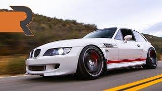 "850+ HP BMW M Coupé ""The Clown Shoe""   The Strangest BMW Ever Made!"
