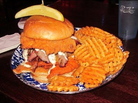 Jethro's 5lb Adam Emmenecker Sandwich Challenge!!