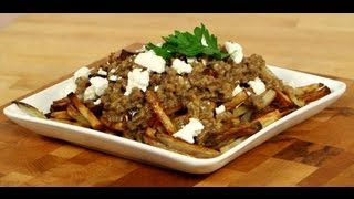 How To Make Poutine | Canada Day Recipe | Food How To