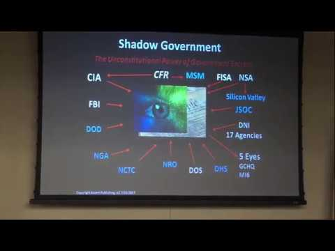 Shadow Government/Deep State Officials Exposed