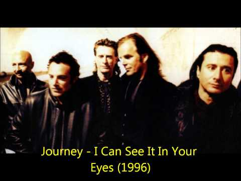 Journey  -  I Can See It In Your Eyes (Japanese Bonus) 1996 AOR