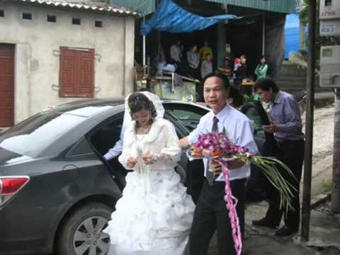 Dam cuoi nam an quang ninh korea 04.10.2011