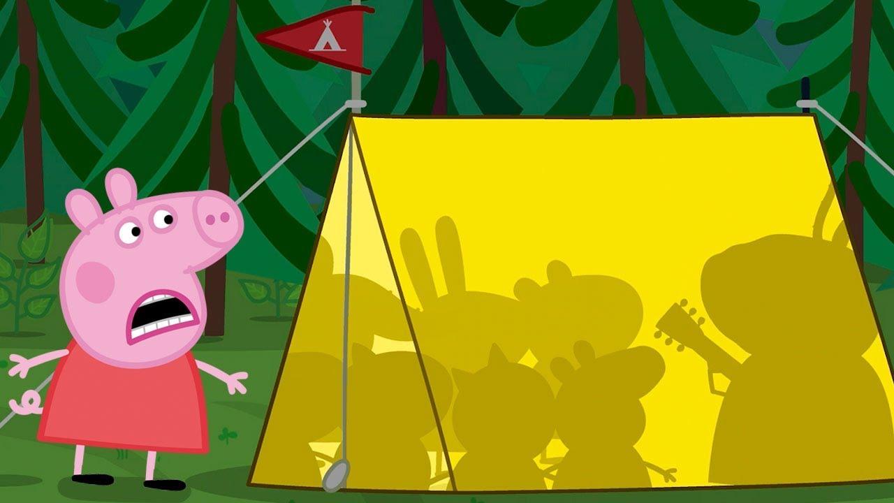 Peppa Pig Portugues Brasil A Briga Hd Desenhos Animados