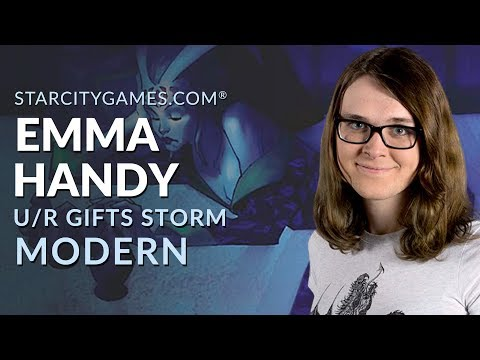 Modern: U/R Gifts Storm with Emma Handy - Round 1