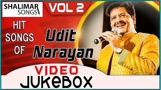 Udit Narayan All Time Hit  Songs || Best Songs Collection VOL 2 || Shalimarcinema