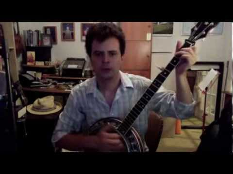 Eyes Wide Open - Alex Mallett - Banjo