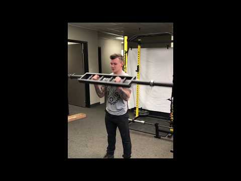 3 BEST EXERCISES WITH A SWISS BAR - BELLS OF STEEL