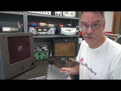 How to build a combo guitar tube amp Filmosound speaker cabinet
