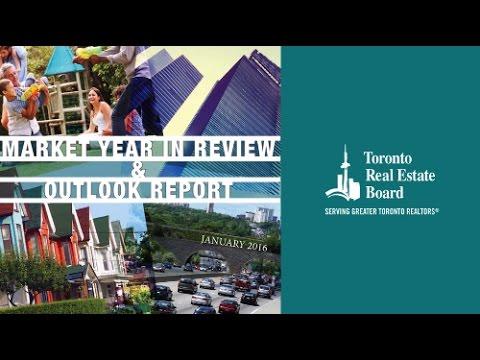 2016 Toronto Real Estate Market