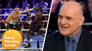 John Fury Says Tyson Fury Should Retire Following Victory Over Deontay Wilder | Good Morning Britain