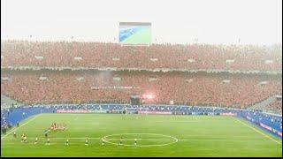 #TotalCAFCL Al Ahly 1-0 Mamelodi Sundowns (1-5) | Matchday Vlog Alexandria