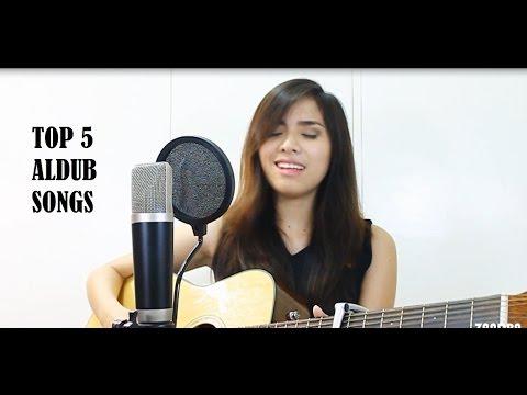 Ngiti/God Gave Me You (TOP 5 ALDUB SONGS) | Cover By Zandra
