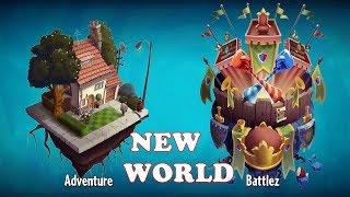 Plants vs. Zombies 2 Update 6.6.1 - New World #12 - BattleZ Official Multiplayer Gameplay