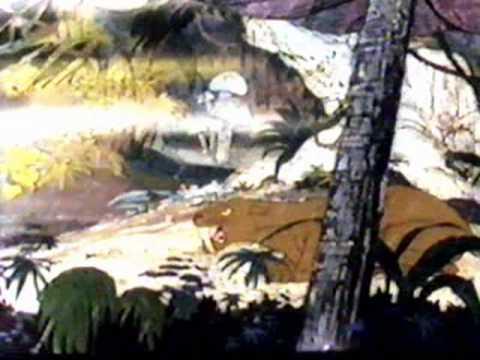 4-4 Viagem ao Centro da Terra - Super Desenhos - Rede Manchete - parte 4 - 4