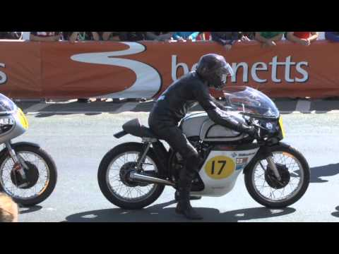 500cc Classic TT 2014 Isle of Man Festival of Motorcycling
