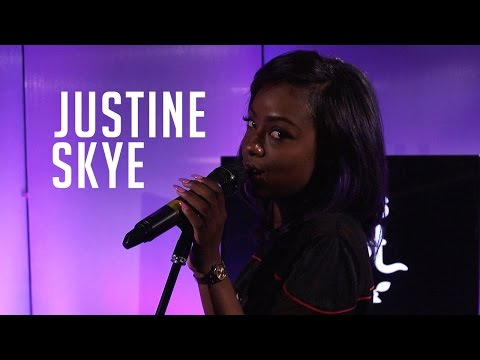 Justine Skye on Ladies First