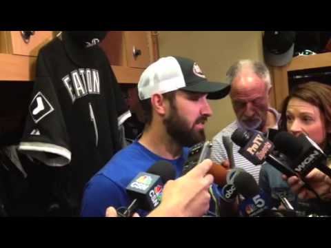 Adam Eaton on high expectations for White Sox