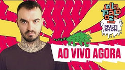 Dia 1 | PC Siqueira na Live Rock | Lollapalooza Brasil