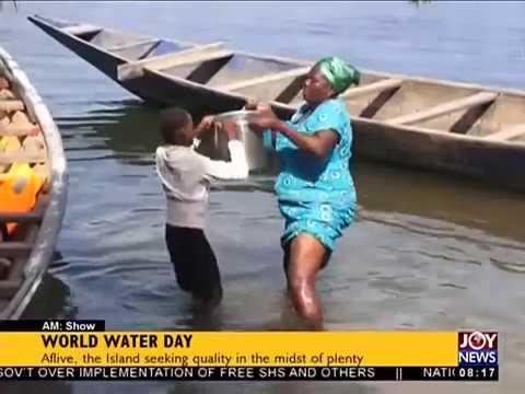World Water Day - AM Show on JoyNews (22-3-18)