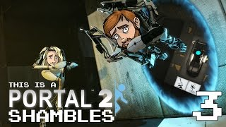 Portal 2 - Episode 3: Merry-go-round of Doom
