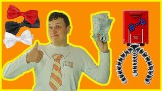 видео Подарочные упаковки для запонок, галстуков и бабочек оптом