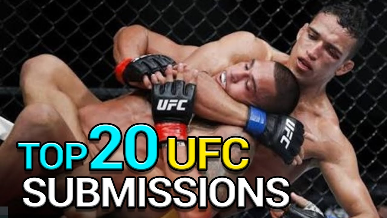Top 20 BRUTAL SUBMISSIONS in MMA History! [He nearly DIED!]