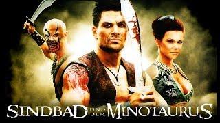 Sindbad und der Minotaurus (Abenteuerfilm in voller Länge auf Deutsch, Film komplett schauen) *HD*