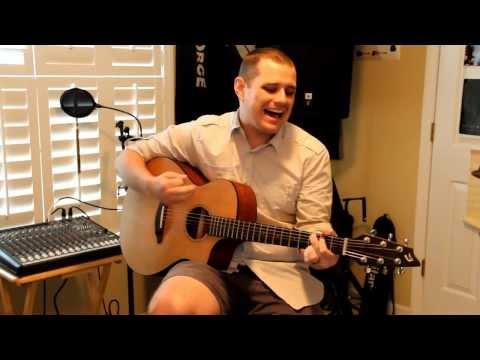 Randy Houser - Runnin' Outta Moonlight (Chris Smith Acoustic Cover)