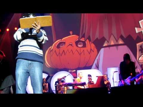 November Has Come By Gorillaz Live In Paris