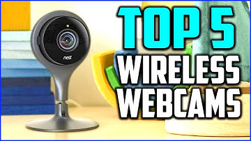 Top 5 Best Wireless Webcams Review in 2020