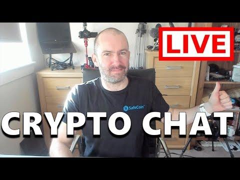 Monday Crypto Chat - Intel Mining Patent, Nvidia Titan RTX, NiceHash & More