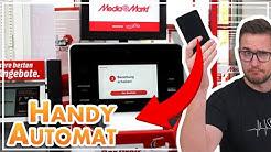 GELD mit alten Handys 💵 Mediamarkt Automaten-Test