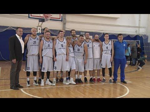 Десна-ТВ: Десногорск принял первенство центрального федерального округа по баскетболу