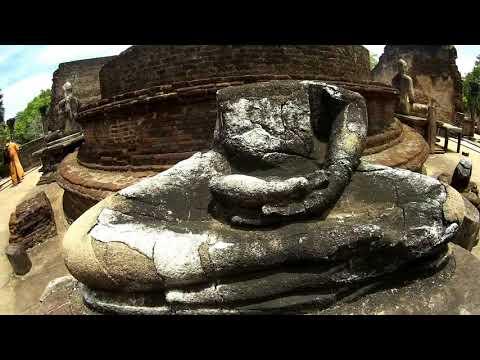 KÝ SỰ SRI LANKA ( journal ) - PART 10 : THÀNH PHỐ CỔ POLONNARUWA - ANCIENT ROYAL