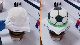 足球蛋糕为爱定制,这个生日不容错过【Cake Art 蛋糕艺术】