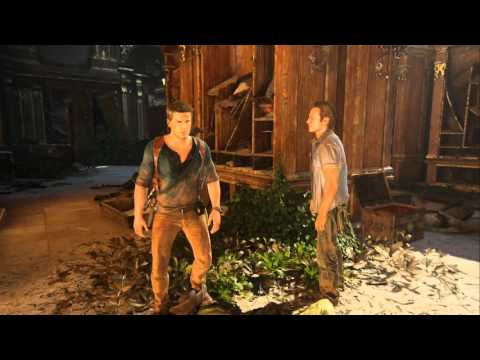 Uncharted 4: A Thief's End | Chapter 15: The Thieves of Libertalia [CRUSHING + COLLECTIBLES]