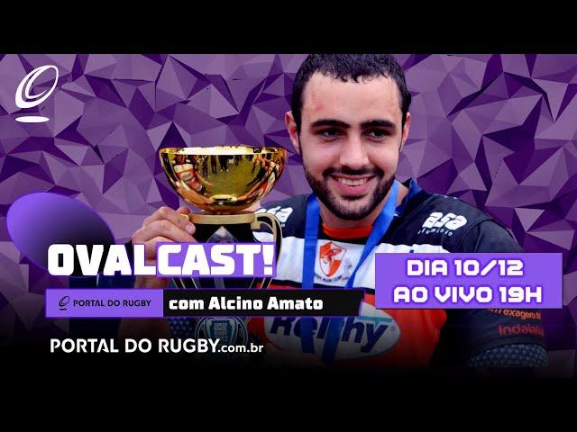Ovalcast com Alcino Amato, novo Representante de Atletas