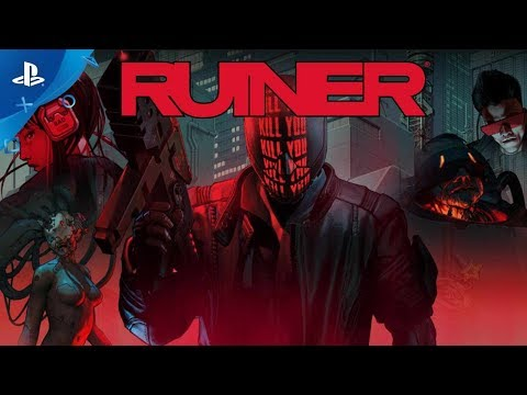 RUINER - Ugly Heart | PS4
