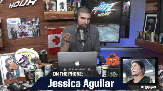 jessica aguilar to carla esparza sorry you keep losing to better fighters