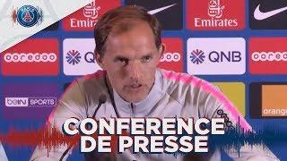 Conférence de presse du Paris Saint-Germain #PSGLive