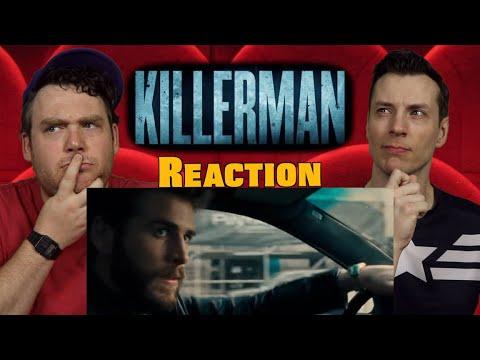 Killerman – Trailer Reaction / Review / Rating
