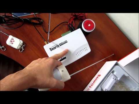 Видео Gsm сигнализация инструкция титан