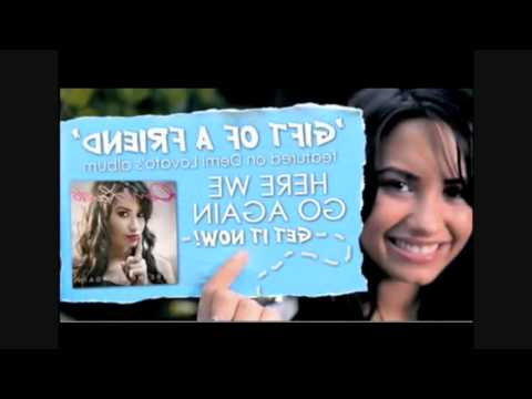 Demi Lovato - Gift of a Friend - Reverse Song