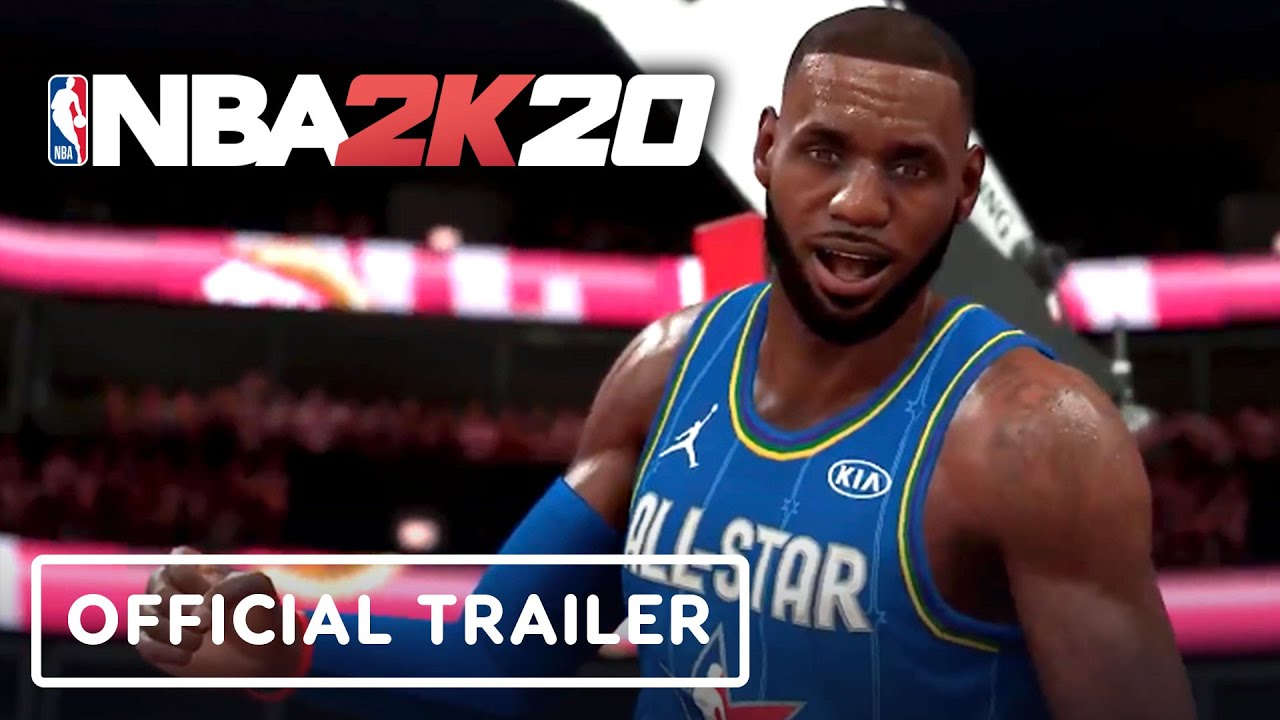 NBA 2K20 - Offizieller NBA All Star 2020 Trailer + video