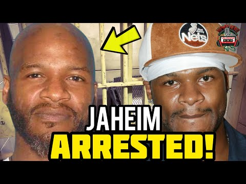 BREAKING: Jaheim Just Got Arrested And Its All Bad!